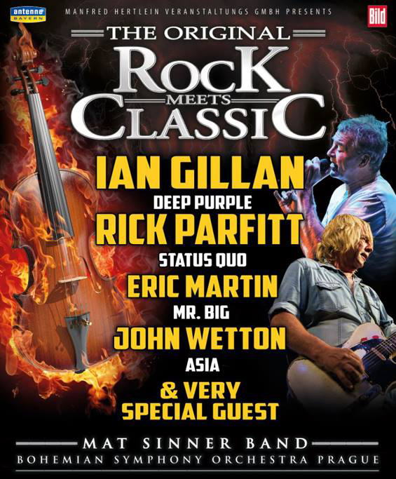 The Original Rock meets Classic 2015